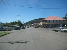 Main Street, Cooktown, Far Nth Qld