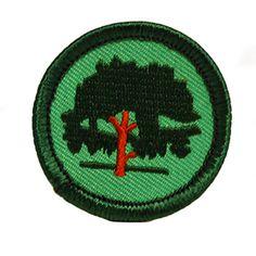 GSCM FOREST EXPLORER JR BADGE
