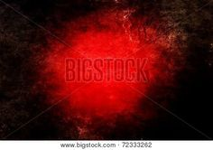 Dramatic Red Grunge Background