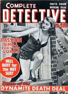 Complete Detective Cases July 1941