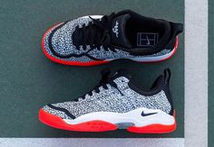 "Nike Air Oscillate ""Safari"" - SneakerNews.com"