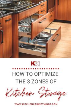 The three points of the triangle are the stove, the sink, and the refrigerator. The triangle concept distributes these areas so that you can move freely and get things done.