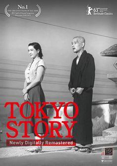 0257-B | Yasujiro Ozu | Tokyo Monogatari | 1953 Japan
