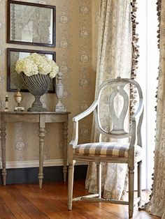 "Welcome to Glendora Interiors' ""Design Corner"": It's a natural choice to reupholster... at GLENDOR..."