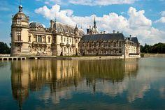 Château de Chantilly.