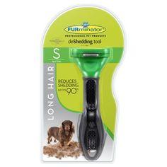 Furminator Cães Pelo Longo - MeuAmigoPet.com.br #petshop #cachorro #cão #meuamigopet