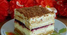 pl :: 3 bit z czarną porzeczką Tiramisu, Cheesecake, Baking, Sweet, Ethnic Recipes, Food, Hot Dog, Cakes, Polish
