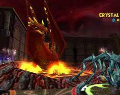 battle scenes from wizard101