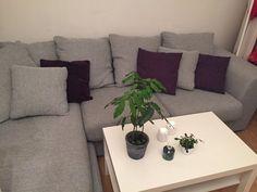 FINN – Sofa med sjeselongen