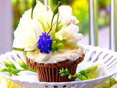 Get Carrot Cake Cupcakes Recipe from Food Network