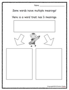 Common Core Literacy Activities for Kindergarten 2nd Grade Reading, Kindergarten Reading, Teaching Reading, Teaching Tools, Teaching Ideas, Learning, Guided Reading, Kindergarten Classroom, Reading Strategies