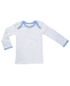 Little Boy Blue Long Sleeve T-Shirt | Sapling Child