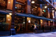 Bar Salve Jorge - Centro