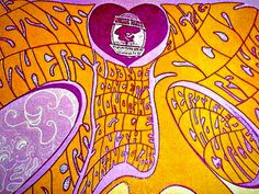 This concert postcard is from 8-25/26-67. at the grande ballroom..The bands performing were,  AUGUST 25/FRIDAY..1967. --The Thyme. --The Apo...