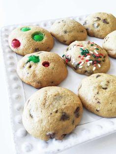 Skinny 'Soft Batch' Chocolate Chip Cookies