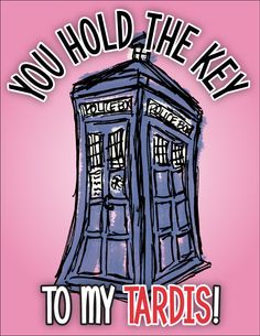 David Tennant definitly holds the key to my Tardis and so does Matt Smith <3 :,) *happy tears* their just so dang cute