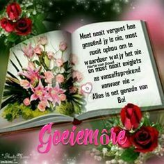 Evening Greetings, Goeie Nag, Goeie More, Writers And Poets, Good Morning Wishes, Afrikaans, Letter Board, Planet Earth, Universe