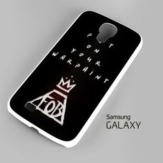 Fall Out Boy Logo put on your warpaint Samsung Galaxy S3 S4 S5 Note 3 – firetsy