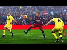 Neymar JR   Magic Skills & Goals 2016 HD1080p