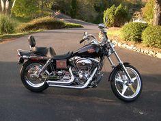 2001 Harley Davidson Wide Glide #HDNaughtyList