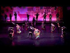 Ballet Folklorico Mexicano en Navidad en Mexico De Carlos Moreno - YouTube