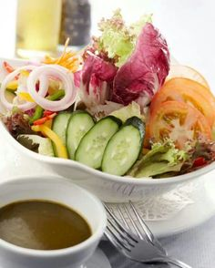 salad dressings that are healthy