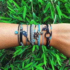 BUY 3, GET THE 4TH FREE!! Every bracelet is 100% waterproof. Go surf, snowboard, or even take a shower with...