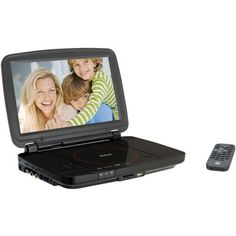"""RCA DRC99310U 10-Inch Portable DVD Player with USB and SD Card Slot by RCA. $140.24. RCA DRC99310U 10"""" Portable DVD Player with USB & SD Card Slot-10"""" widescreen TFT LCD DVD player-HDMI 1080p output-Plays DivX video including premium downloaded content."""