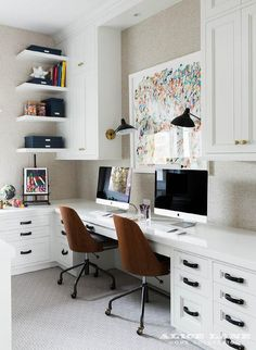 Top Home Office Ideas For Better Work At Home. Here are the Home Office Ideas For Better Work At Home. This post about Home Office Ideas For Better Work  Home Office Design, Home Office Decor, Home Interior Design, House Design, Home Decor, Office Designs, Office Table, Office Floor, Office Decorations