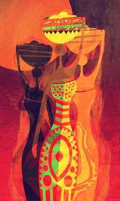 Nigerian artist/graphic designer,Toby Emmanuel