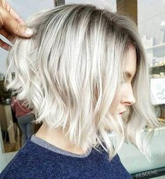 Best Short Hair for Wavy Hair - Do you think wavy short hair can make you more stylish or just the opposite? We are here to assure you that short wavy hairstyles are the most fashionable ones in today's community.