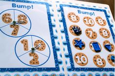 """Addition Game, """"Cookie Bump"""" (free; from Life Over C's)"""