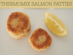 Just like mum used to make! Salmon rissoles made in the Thermomix are simple, easy, healthy and delicious. Fish Recipes, Seafood Recipes, Cooking Recipes, Gnocchi Recipes, Salmon Rissoles, Bellini Recipe, Salmon Cakes, Salmon Patties, Dish