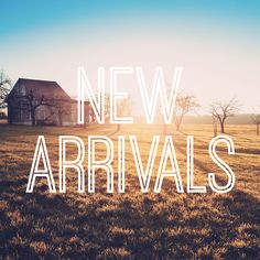 Have you checked all what's new in store? Shop now!