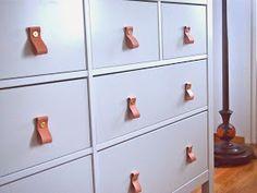 Ikean Hemnes lipasto on monelle tuttu ja sellainen löytyy meillä makuuhuoneesta. Ensin haaveilin kokonaan uudesta lipas...