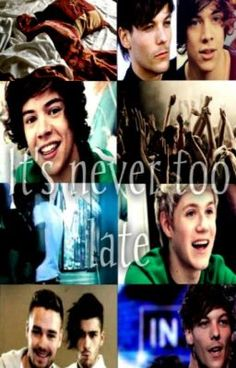 """Read """"It's never too late - Larry Stylinson - Suddenly it all started"""" #wattpad #fanfiction"""