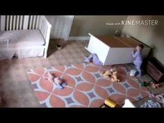 VISÃO NEWS GOSPEL:  Bebê de dois anos salva irmão gêmeo após acidente com cômoda