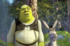 Shrek, watched this over & over with the granddaughter when she was little!!