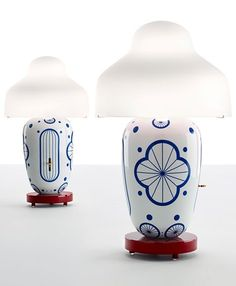 Chinoz lamps by Jaime Hayon; Luxury Interiors, luxury furniture, designer furniture, high end furniture, home design, For more inspirations: http://www.bocadolobo.com/en/inspiration-and-ideas/