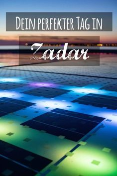 Zadar trip: the sea organ and what else you have to see - The best tips for your Zadar trip can be found at PASSENGER X. Italy Travel, Us Travel, Travel Mug, Travel Europe, Dubrovnik, Painted Mugs, Southern Europe, Croatia, Places To See