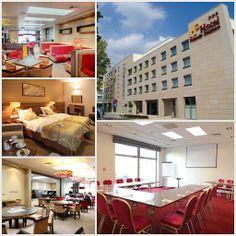 Hotel Puławska Residence*** w Warszawie Sala konferencyjna na 300 osób. http://www.konferencje.pl/obiekty/obiekt,2271,hotel-pulawska-residence.html