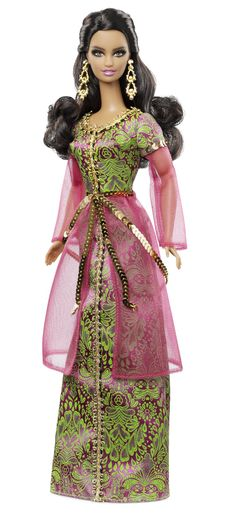 Barbie Marruecos