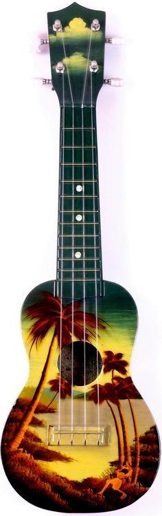 Image result for awesome ukuleles