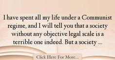 Aleksandr Solzhenitsyn Quotes About Society - 63243
