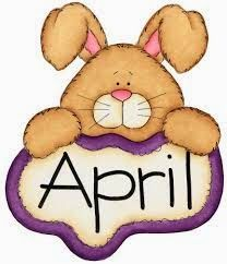 Image result for april clip art