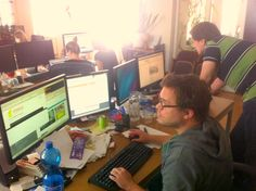 Mission Control cyLEDGE - www.at relaunched today Mission Control