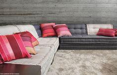 FUTON COMPANY. sofa-cama futon almofada sofa design assinado.