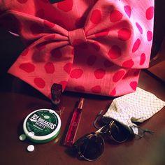In the bag #fashion #blog #katespade
