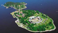 Oscarsborg Fortress is a coastal fortress in the Oslofjord, close to the small town of Drøbak. The best known part is situated on two small islets.