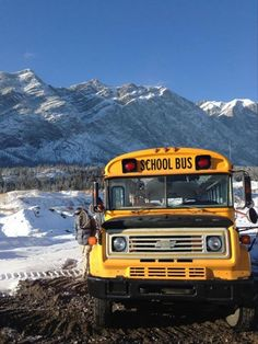 How To Convert An Old School Bus Into Pure Awesomeness! – 33 Pics: